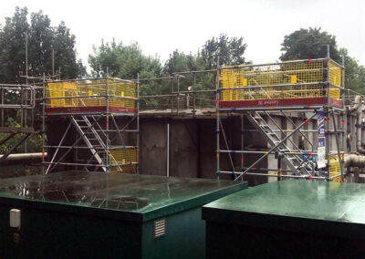 Brownes Scaffolding Layher Stairs