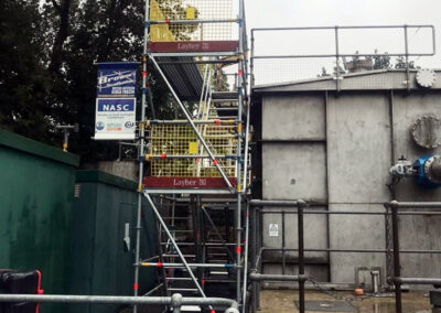 Brownes Scaffolding Stairs