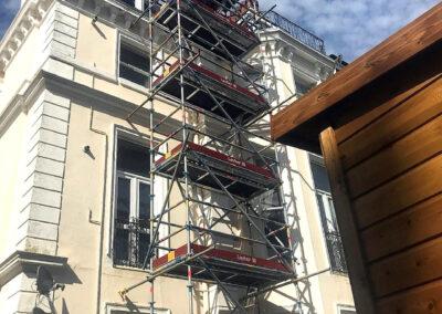 Brownes Scaffolding Tower Folkestone